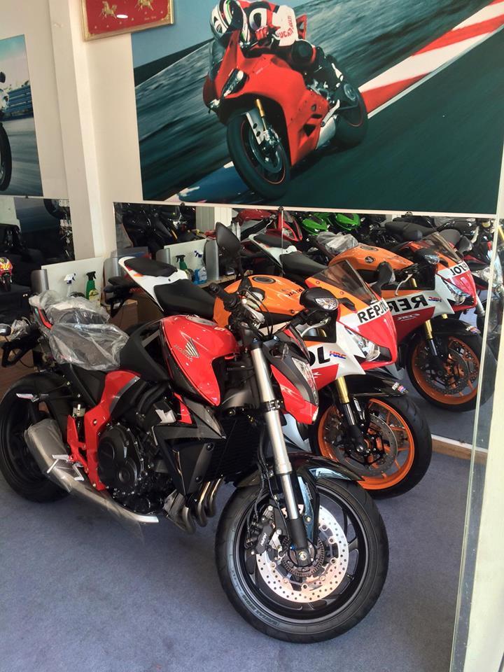 Showroom Moto Ken so luong xe co hang sale nhanh cho ra di - 2