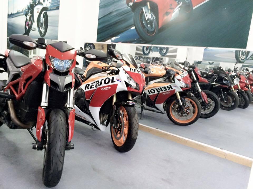 Showroom Moto Ken Xe Da Qua Su Dung Can Ban - 7