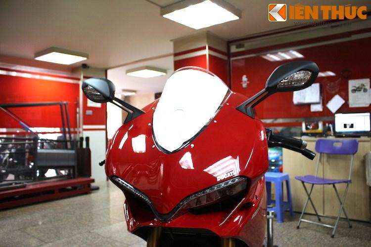 Sieu moto Ducati 1299 co mat tai Ha Noi - 3