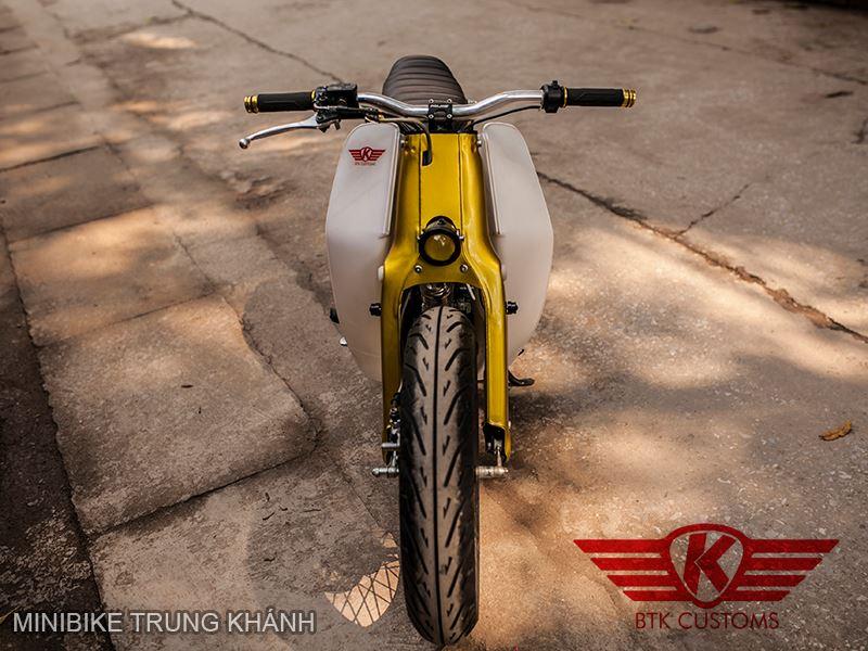 Super cub nhung ban do dep cua Minibike Trung Khanh HN - 4
