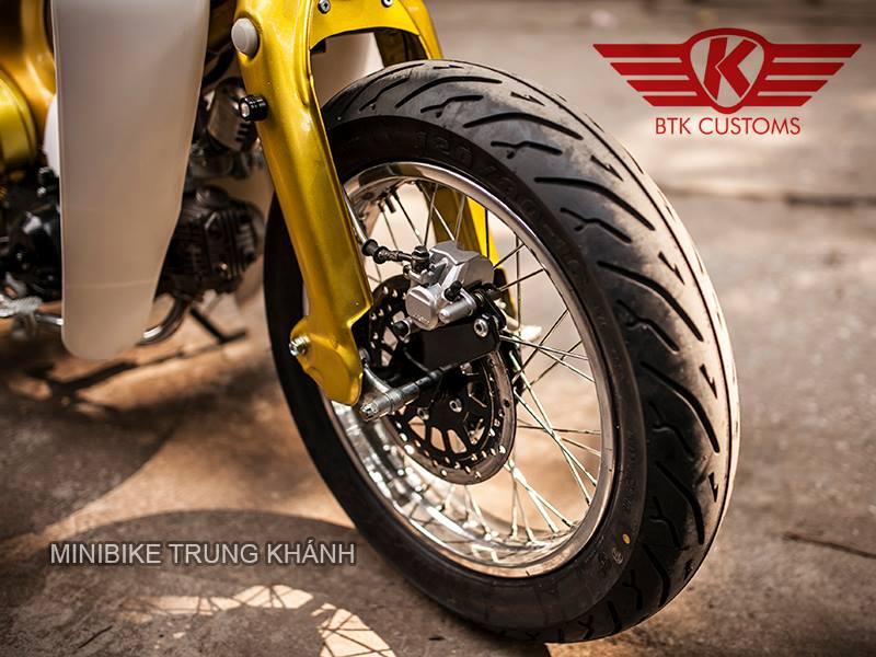 Super cub nhung ban do dep cua Minibike Trung Khanh HN - 5