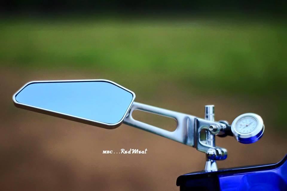 Suzuki satria 120 do phong cach zin di dao pho - 3