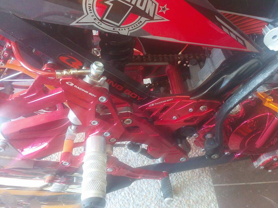 Suzuki Satria F do cua nha Racingboy - 6