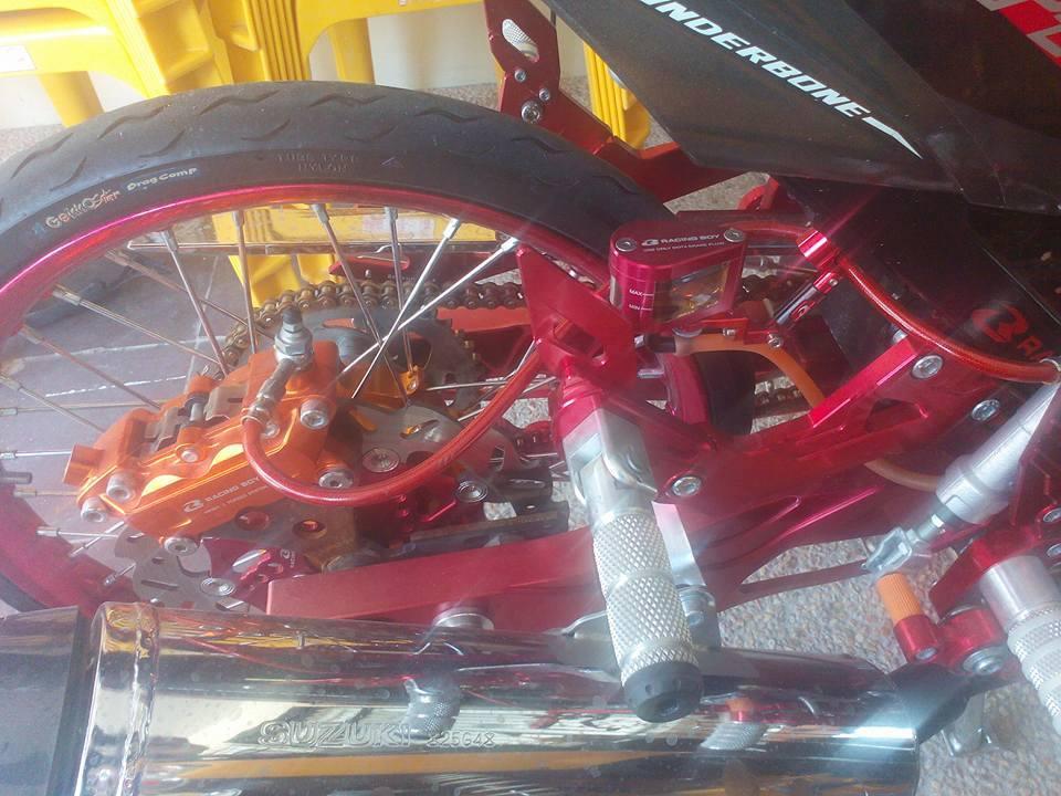 Suzuki Satria F do cua nha Racingboy - 7