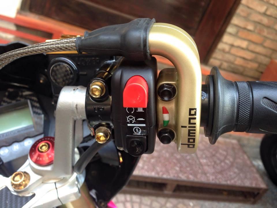 Suzuki Satria F150 do sanh dieu cua dan choi Viet - 3