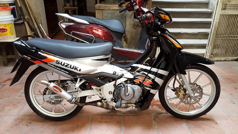 Suzuki Xipo con xe tung duoc menh danh la hun than toc do - 2