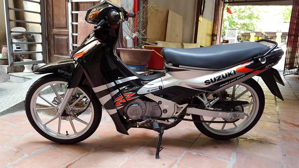 Suzuki Xipo con xe tung duoc menh danh la hun than toc do - 3