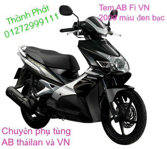Phu tung AB Thai va VN tu 2007 2011 day du het Dau 2 den Ab Dan ao Tem xe - 8