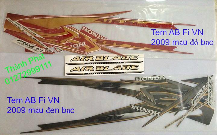 Phu tung AB Thai va VN tu 2007 2011 day du het Dau 2 den Ab Dan ao Tem xe - 6