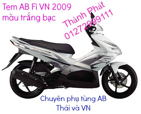 Phu tung AB Thai va VN tu 2007 2011 day du het Dau 2 den Ab Dan ao Tem xe - 10