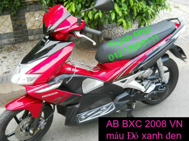 Thanh ly Do AB Thai va VN Dan ao AB FI VN AB thailan AB 110 dau bu 2012 AB 125 VN 2013 Dau 1 d - 21
