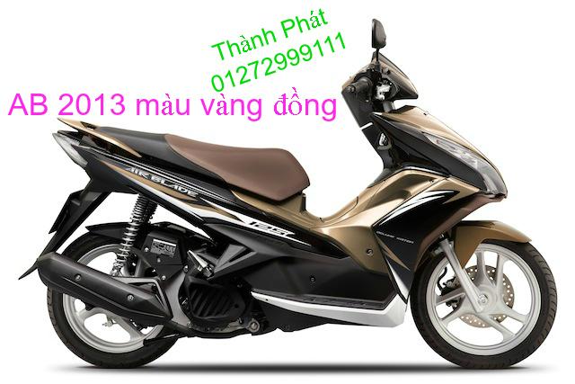Thanh ly Do AB Thai va VN Dan ao AB FI VN AB thailan AB 110 dau bu 2012 AB 125 VN 2013 Dau 1 d - 36