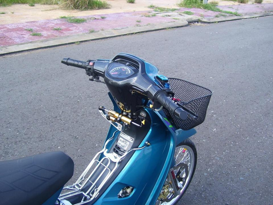 Wave thai 110 con xe ben bi dep nhe nhang - 3