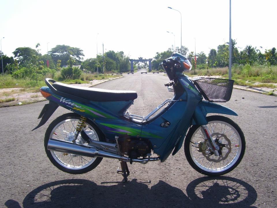 Wave thai 110 con xe ben bi dep nhe nhang - 5