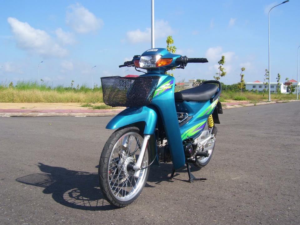 Wave thai 110 con xe ben bi dep nhe nhang - 8