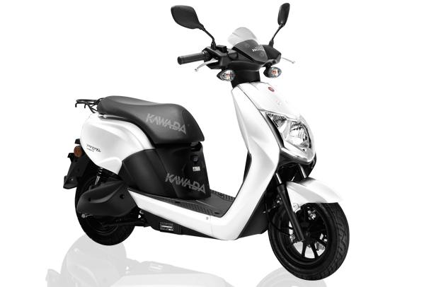 Xe may dien Honda Prinz nhap khau - 9