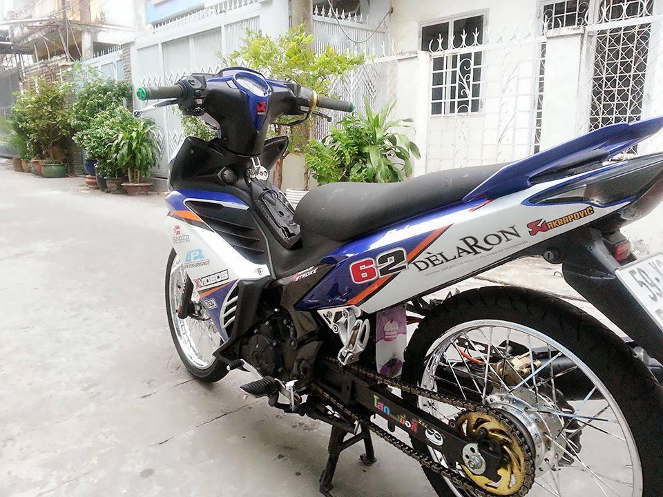 Yamaha Exciter do chuan va doc dao - 2