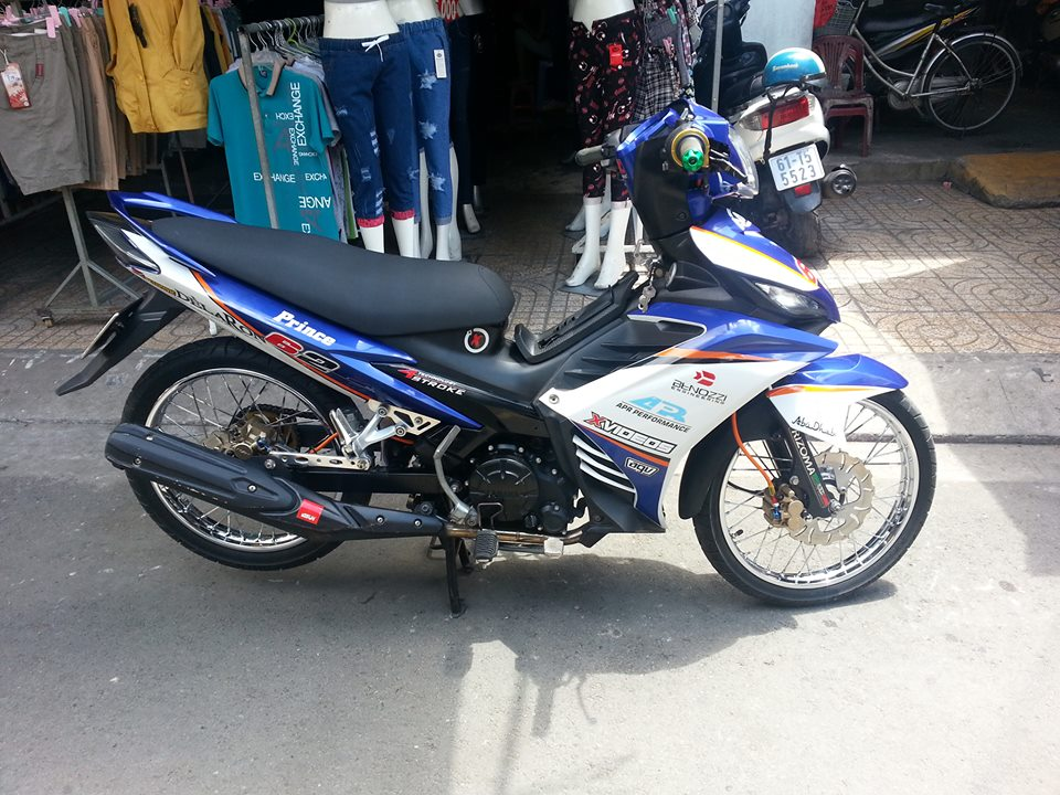 Yamaha Exciter do chuan va doc dao - 4