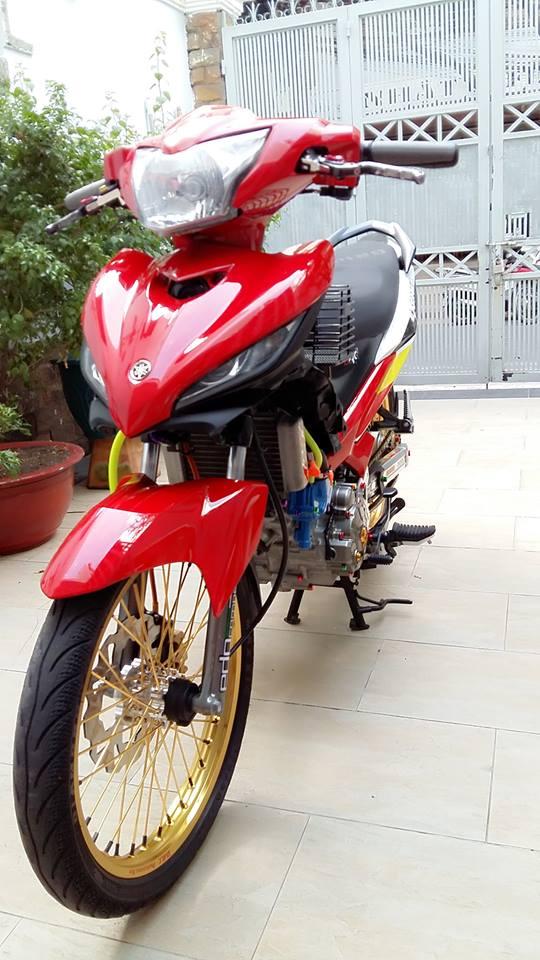 Yamaha Exciter do kieng cung dan may do full 150cc - 9