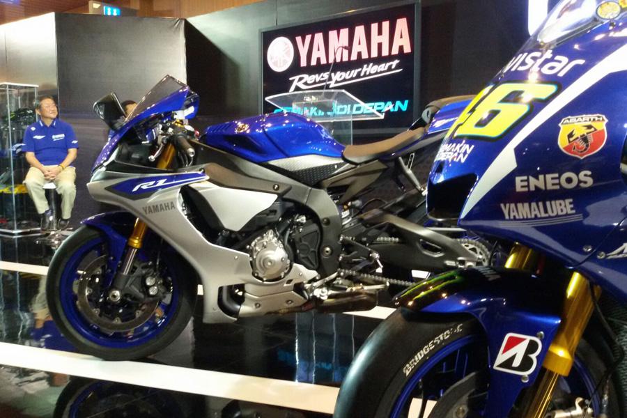 Yamaha R1M ban chinh hang gia 1 ti dong