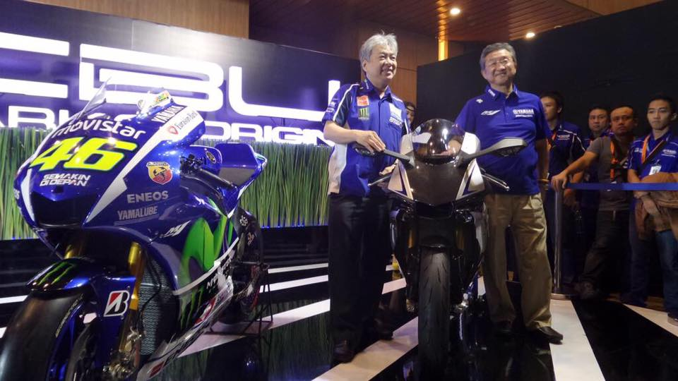 Yamaha R1M ban chinh hang gia 1 ti dong - 3