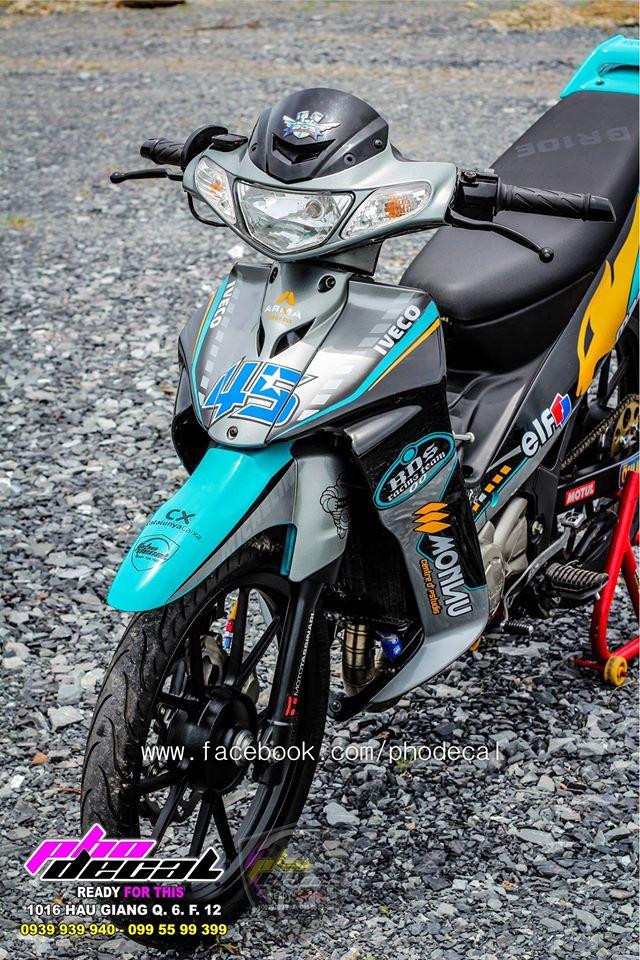 Yaz duong pho Bi Dam Sen - 12