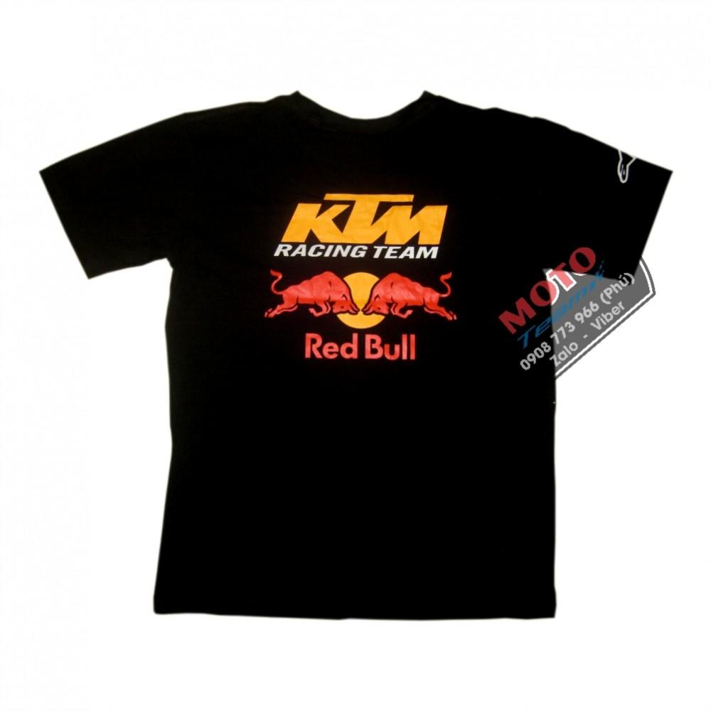 Ao thun moto KTM - 2