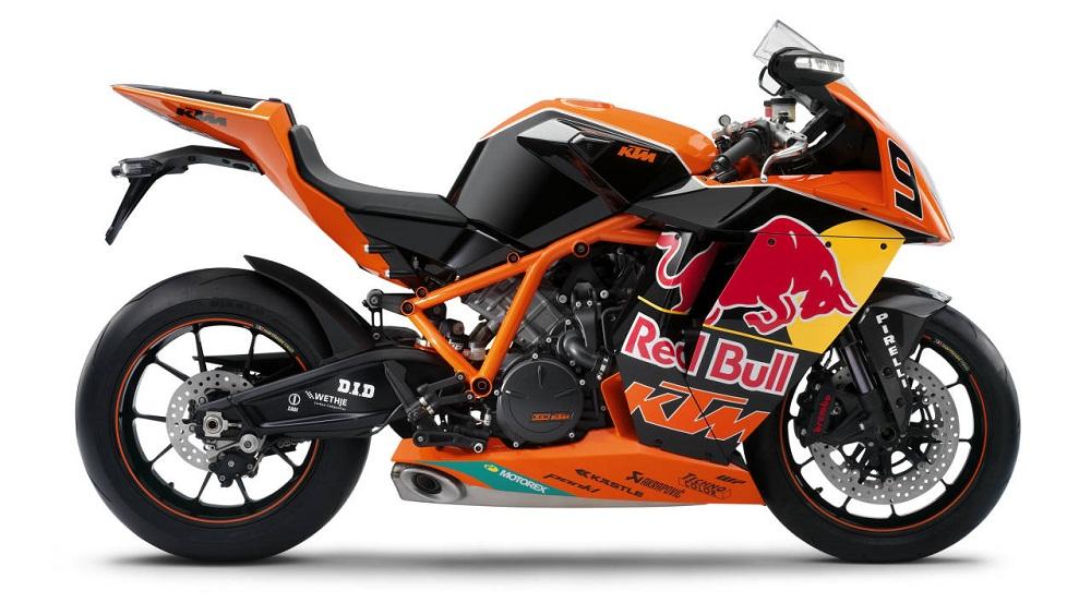 Ao thun moto KTM - 3