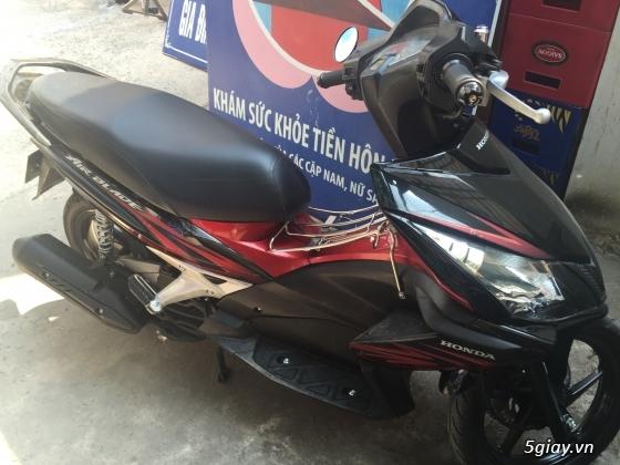 Ban Air Blade Thai mau Do den doi 2008 - 2