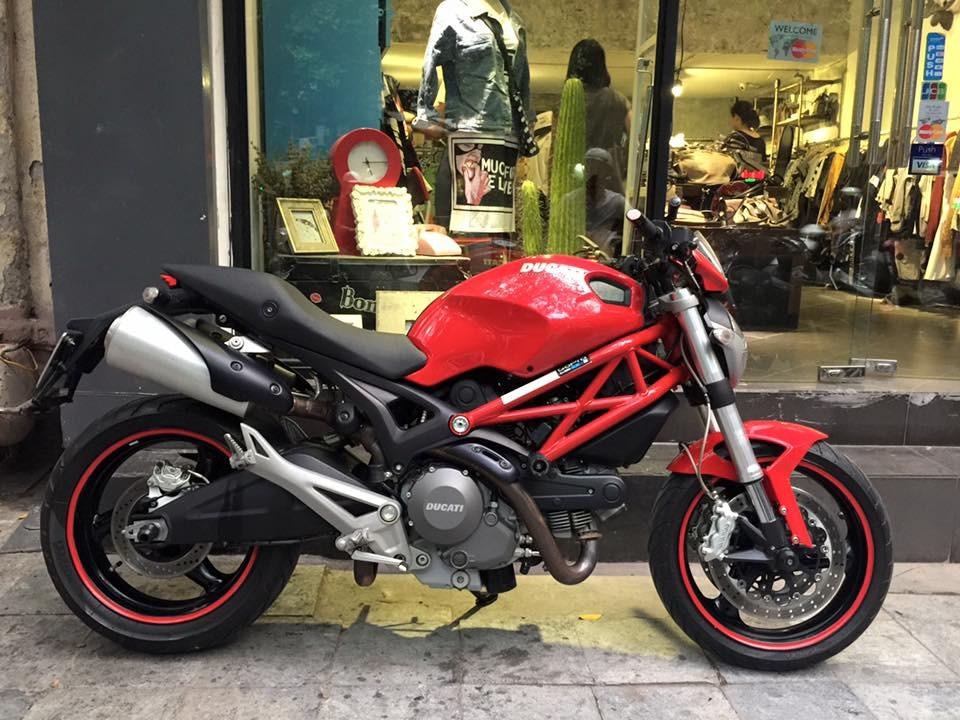 Ban Ducati Monster 795 2013 cuc dep