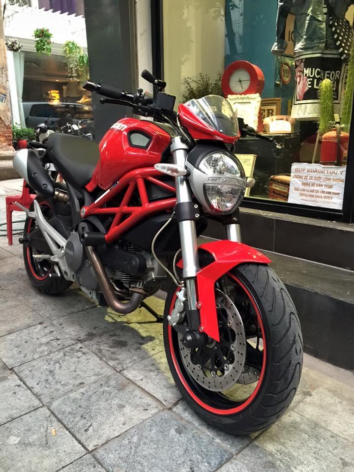 Ban Ducati Monster 795 2013 cuc dep - 2