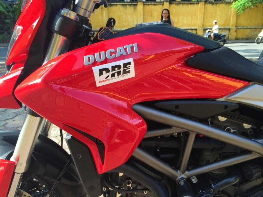 Ban Ducati Monster 821 600km - 3