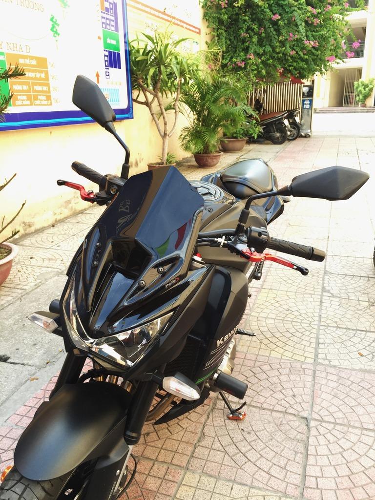 Ban Kawasaki Z800 ABS 2014 tai Ha Noi - 4