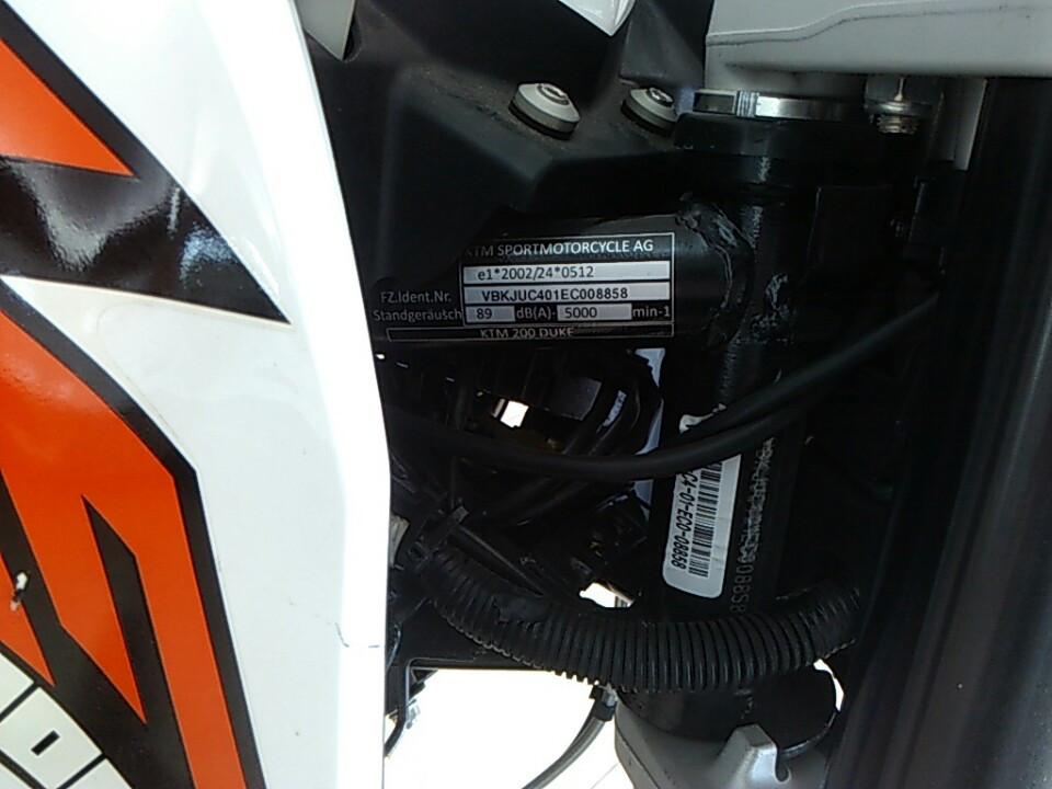 Ban xe KTM duke 200 khong ABS