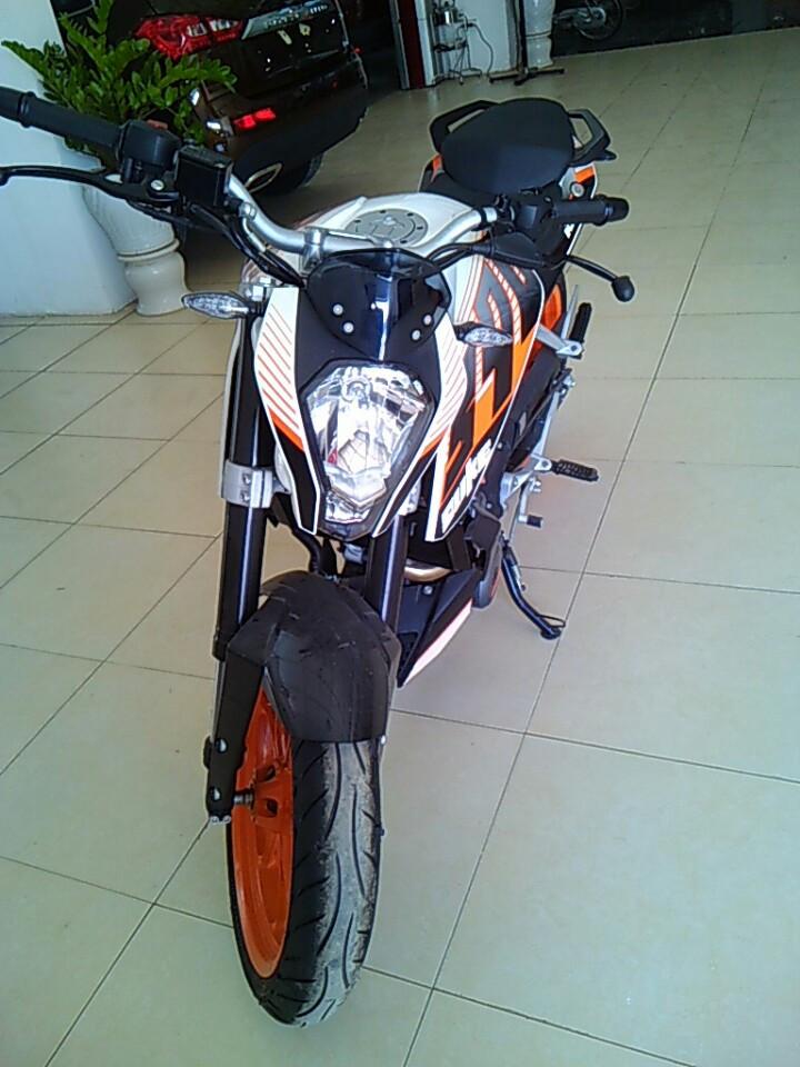 Ban xe KTM Duke 390 - 5