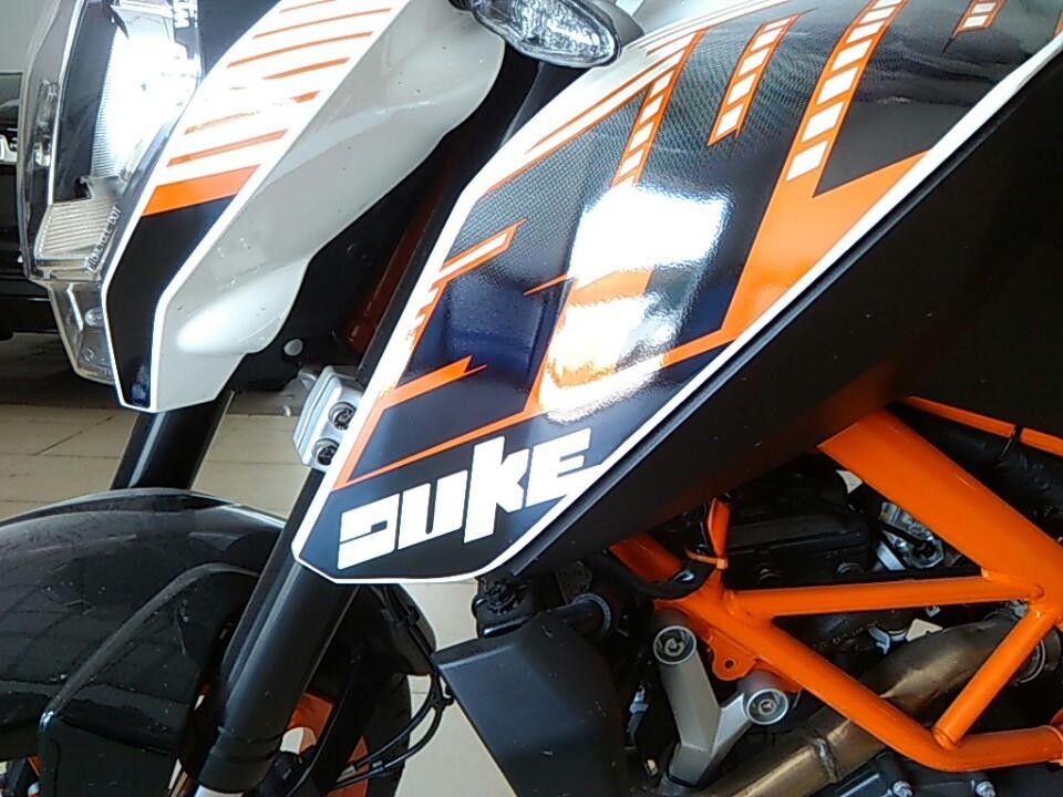 Ban xe KTM Duke 390 - 6