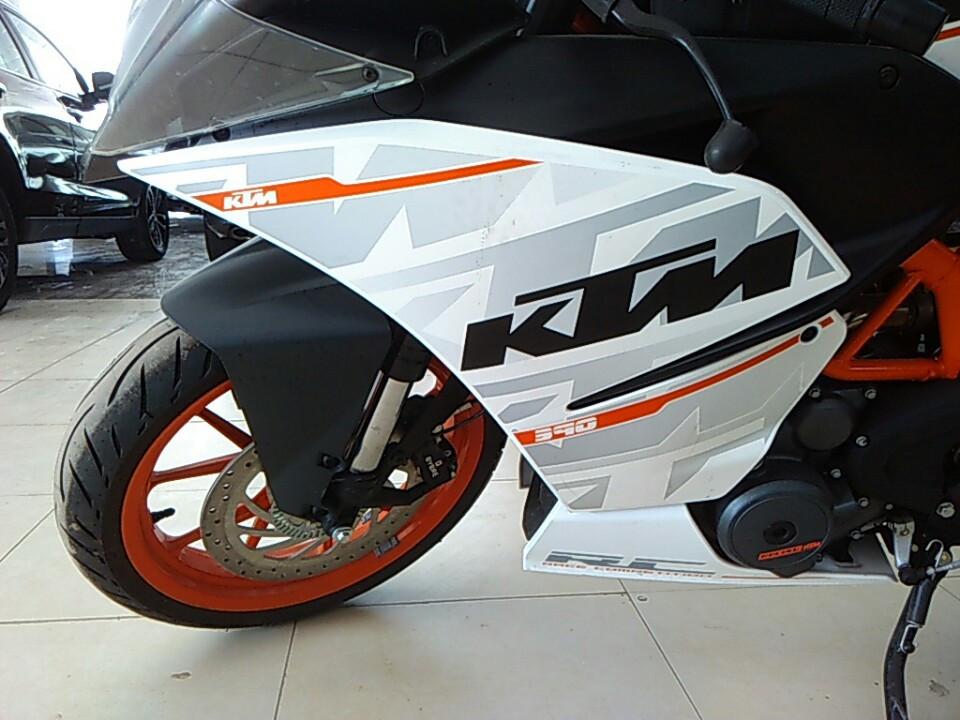 Ban xe KTM RC 390