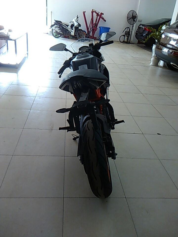 Ban xe KTM RC 390 - 4