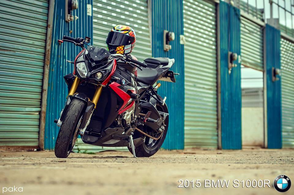 BMW S1000R 2015 voi ban do cuc chat cua biker Viet