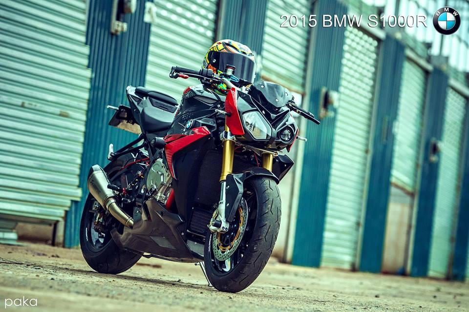 BMW S1000R 2015 voi ban do cuc chat cua biker Viet - 2