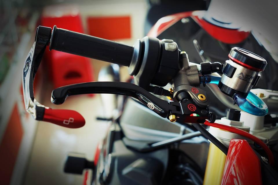 BMW S1000R 2015 voi ban do cuc chat cua biker Viet - 5