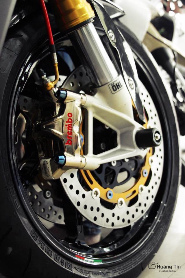 BMW S1000R 2015 voi ban do cuc chat cua biker Viet - 9