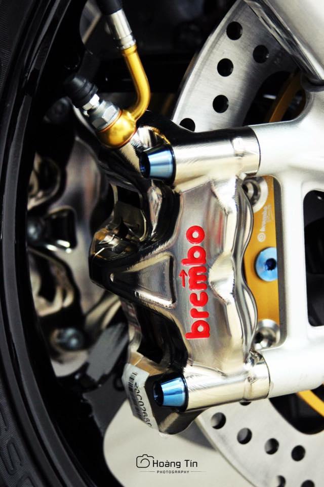 BMW S1000R 2015 voi ban do cuc chat cua biker Viet - 10