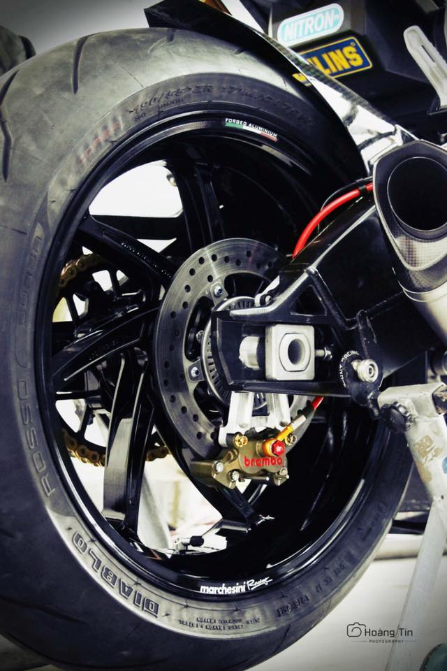 BMW S1000R 2015 voi ban do cuc chat cua biker Viet - 17