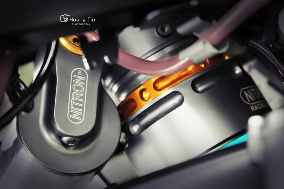 BMW S1000R 2015 voi ban do cuc chat cua biker Viet - 19
