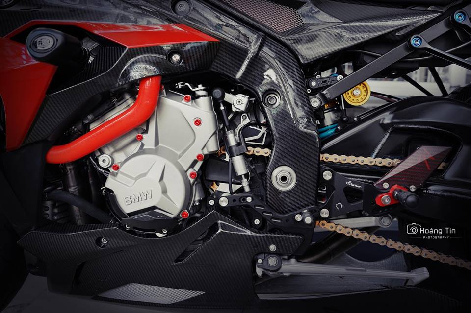 BMW S1000R 2015 voi ban do cuc chat cua biker Viet - 25