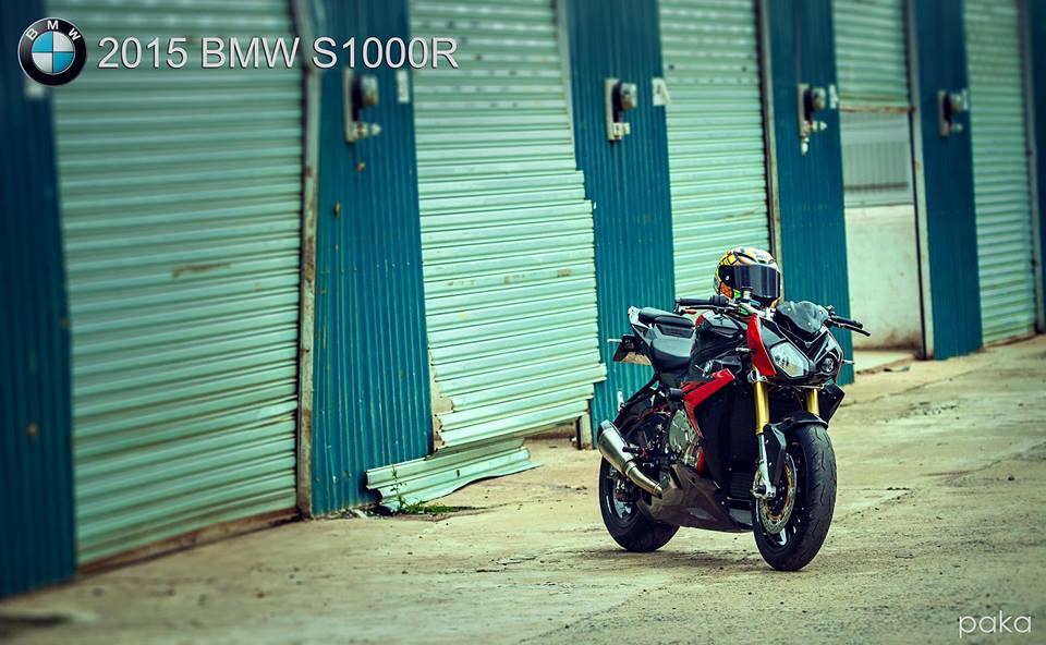 BMW S1000R 2015 voi ban do cuc chat cua biker Viet - 31