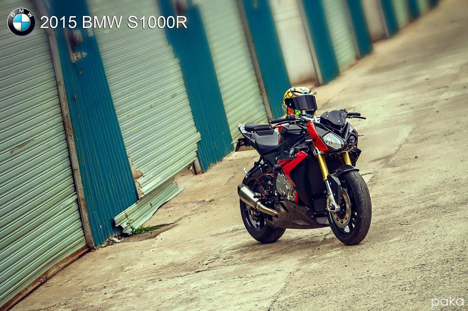 BMW S1000R 2015 voi ban do cuc chat cua biker Viet - 33