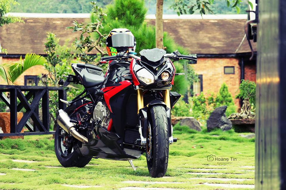 BMW S1000R 2015 voi ban do cuc chat cua biker Viet - 34
