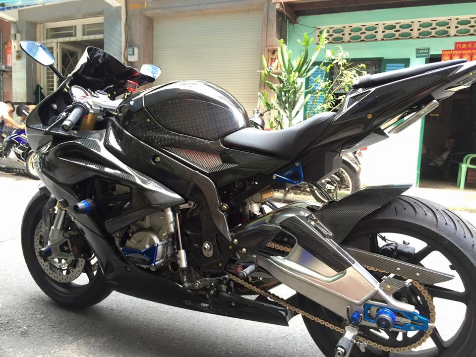 BMW S1000RR full option khung nhat Viet Nam - 3